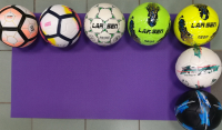 Футбольные мячи (LARSEN)