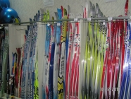 Лыжи беговые в ассортименте