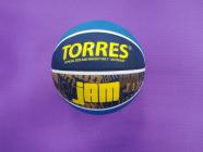 Мяч баскетбольный торрес Jam 7 (New)