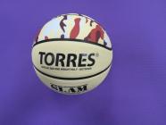 Мяч баскетбольный (TORRES) sLam 7