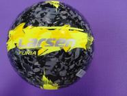 Мяч футбольный. LARSEN furia Lime