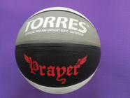 Мяч баскетбольный TORRES Prayer р. 7