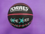 """Мяч баскетбольный """"TORRES"""" Game Over. Р. 7"""